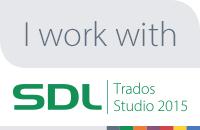 Trabajo con SDL Trados 2015