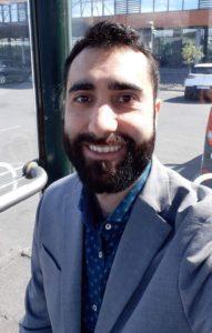 Fernán González Domingo, profesor de islandés