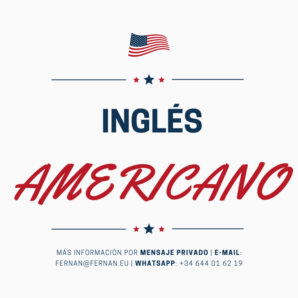 Clases de inglés americano